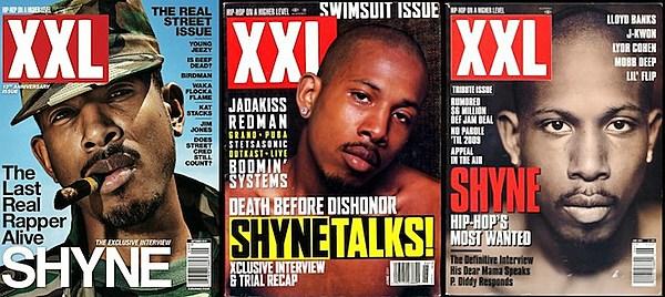 Xxl Freshman 2001