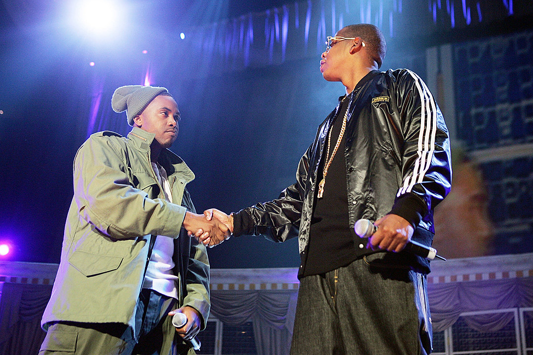 Today in hip hop nas and jay z end their beef xxl malvernweather Image collections
