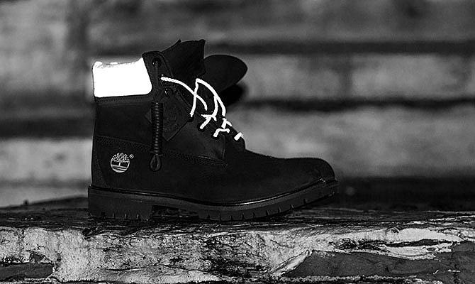 DTLR Will Release Exclusive Black Reflective Timberland Boots On Black Friday
