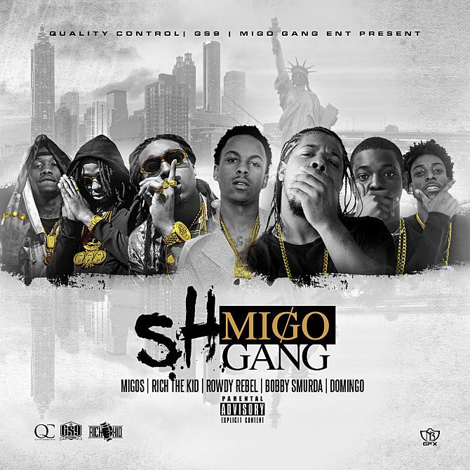 Migos and bobby shmurda announce shmigo gang mixtape xxl - Gan tapis ...