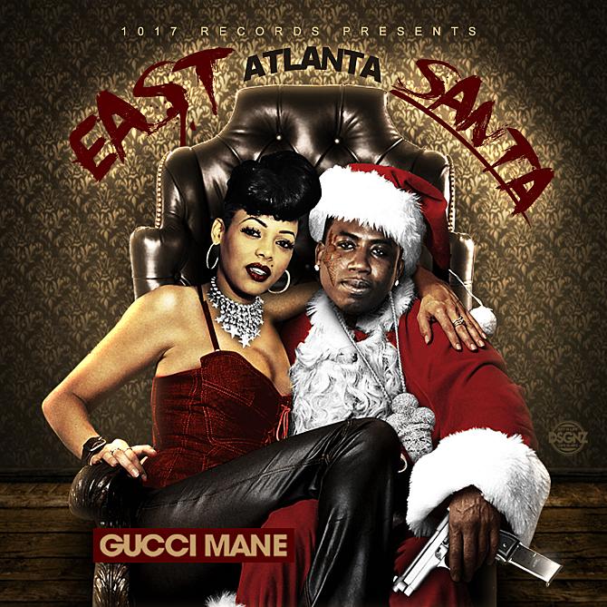 Gucci Mane's 'East Atlanta Santa' Album Cover Features Keyshia Ka ...