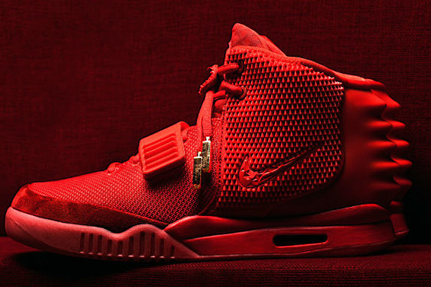 The 8 Best All-Red Sneakers Released In 2014 - XXL