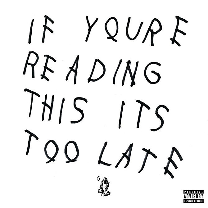 drake review if you're reading this it's too late