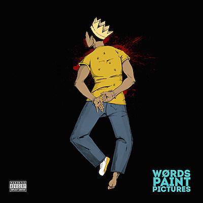 rapper big pooh words paint pictures album cover