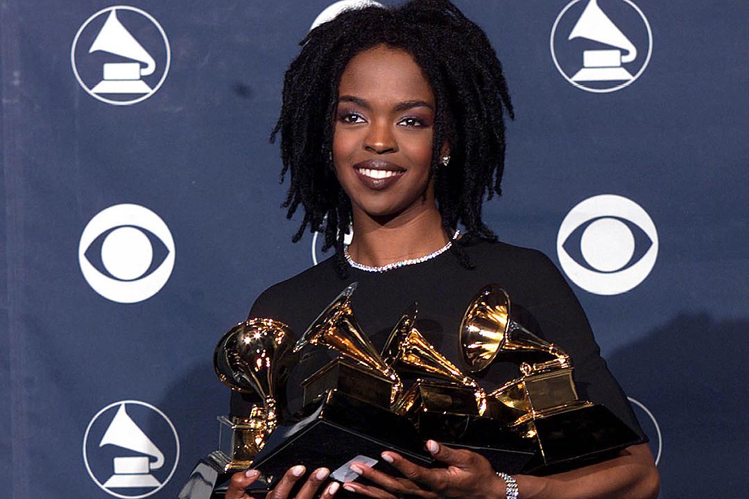 Lauryn Hill's Grammy Awards she won in a night