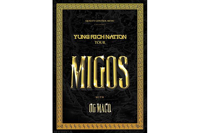 End Of Summer Tour Migos