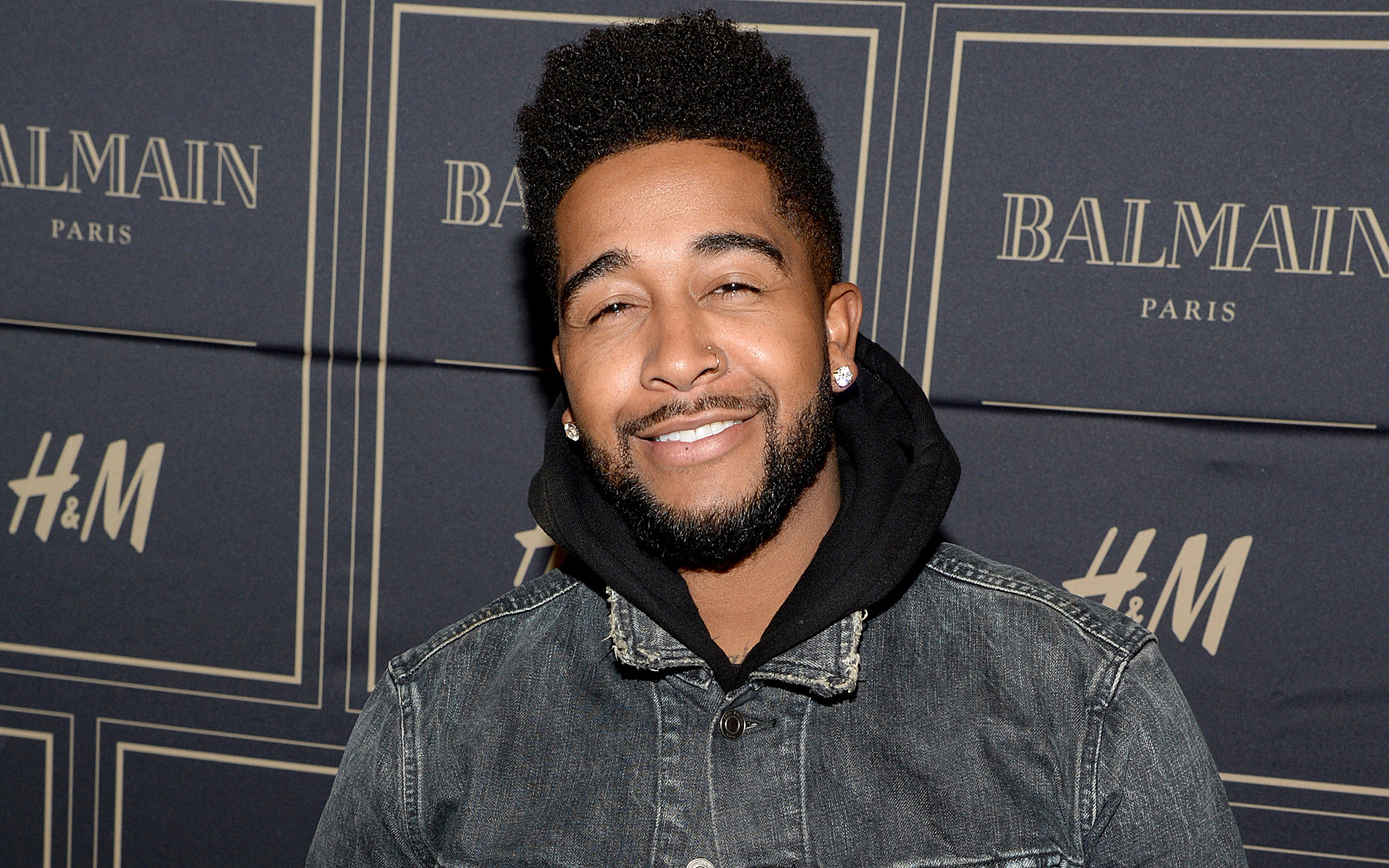 Omarion Responds to 2016 Grammys Nomination Snub  XXL - Chris Brown Hairstyle