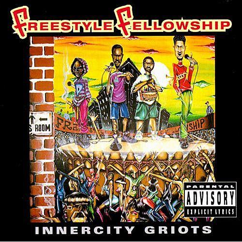 Resultado de imagen para Freestyle Fellowship – Innercity Griots