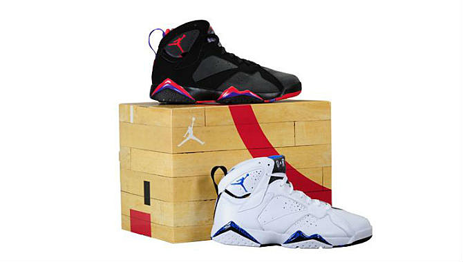 detailed look 96d6f 88d24 The 14 Best Air Jordan Packs - XXL 250.00 Air jordan 7 raptor dmp ...