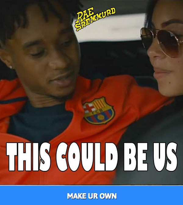 "Rae Sremmurd Releases a ""This Could Be Us"" Meme Generator  XXL"