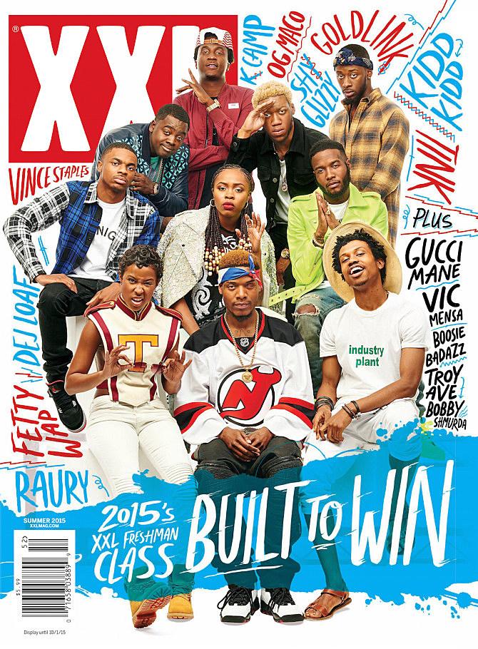 Xxl Magazine Covers 101