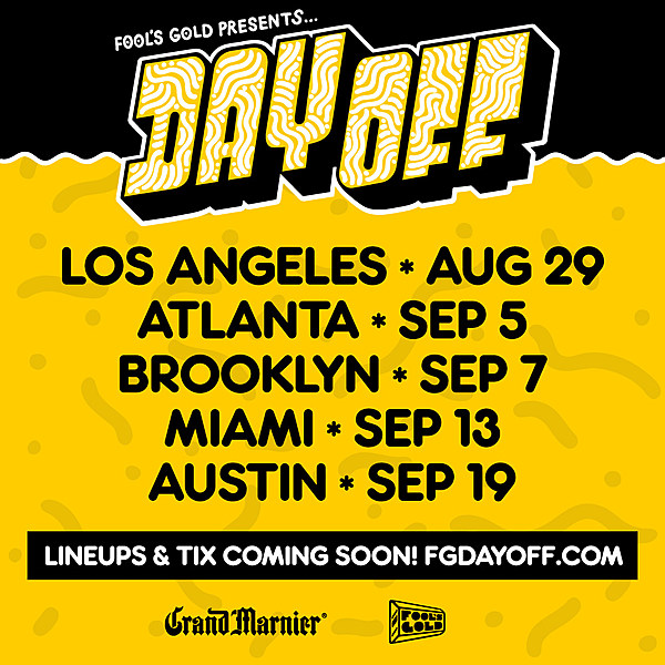 Here Are the Dates for 2015 Fool's Gold Day Off - XXL
