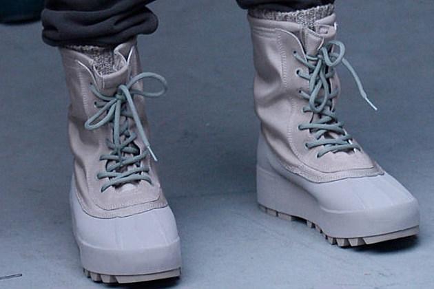 Adidas Yeezy 950 Boots