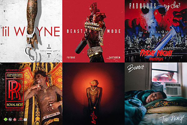 The 25 Best Mixtapes of 2015 (So Far) - XXL