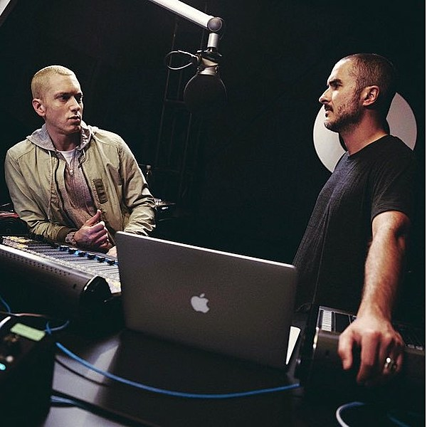 """Eminem Says His New Song """"Phenomenal"""" Reminds Him of One of His Old Ones - XXL"""