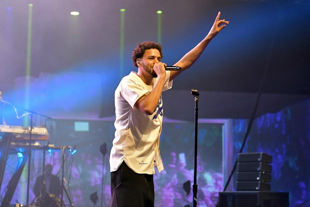 "J. Cole Guests on ""Jermaine's Interlude"" for DJ Khaled's 'Major Key' Album"