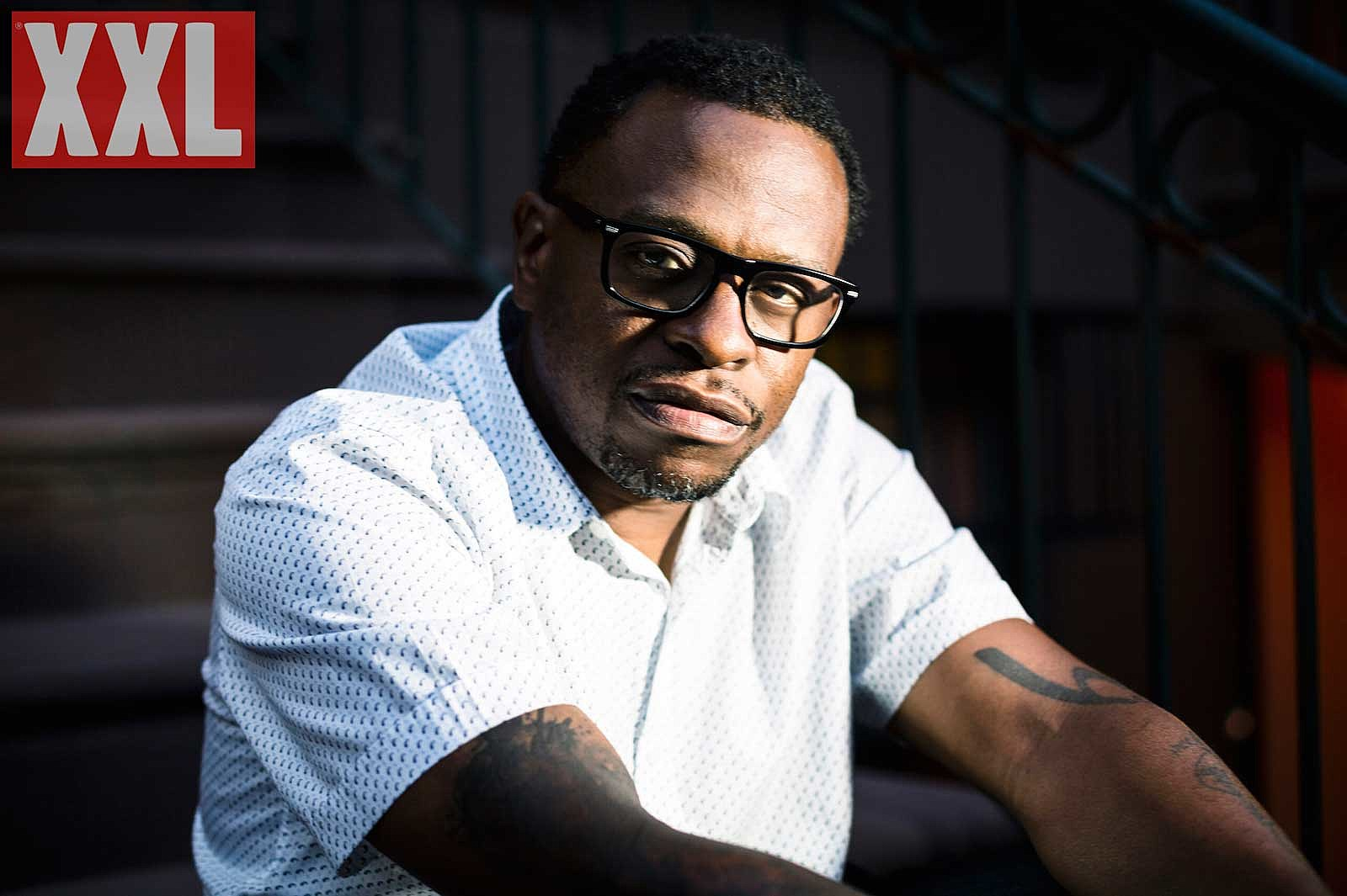 Scarface for XXL Magazine Fall 2015 parenting