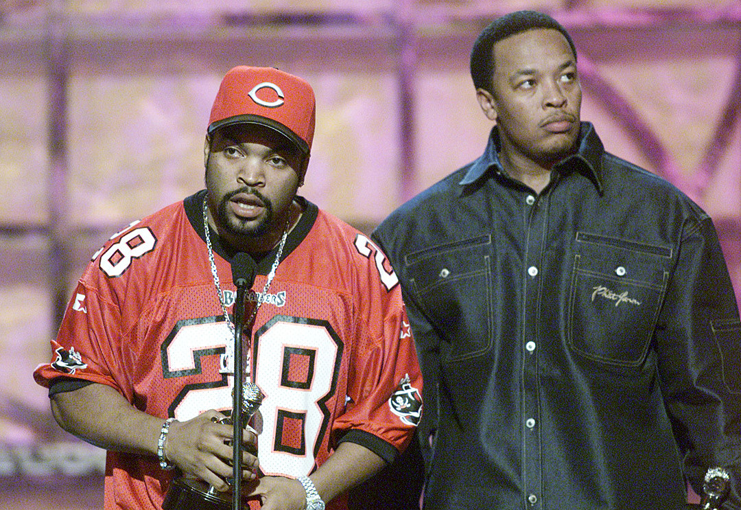 N.W.A Is Nominated for the Rock and Roll Hall of Fame Again