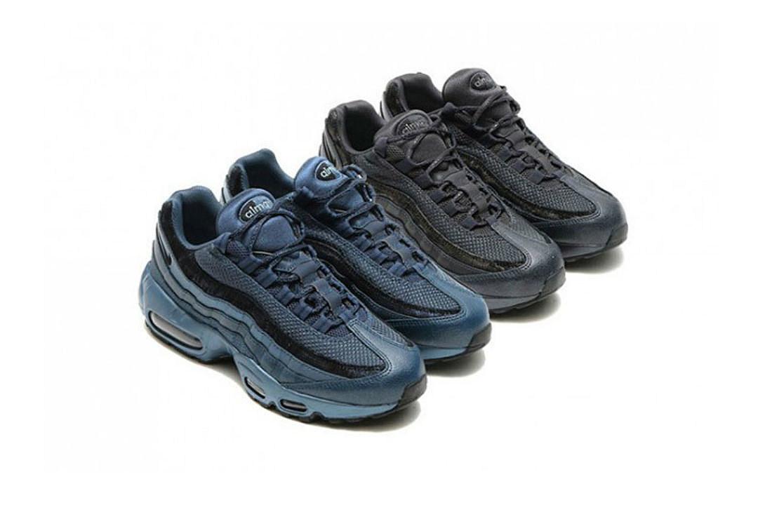 95 Air Max Shoes Marine