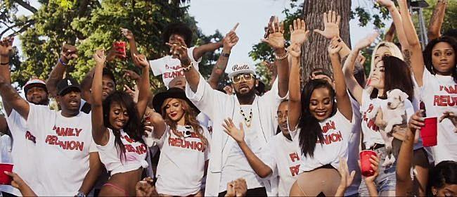Watch R Kellys Backyard Party Video