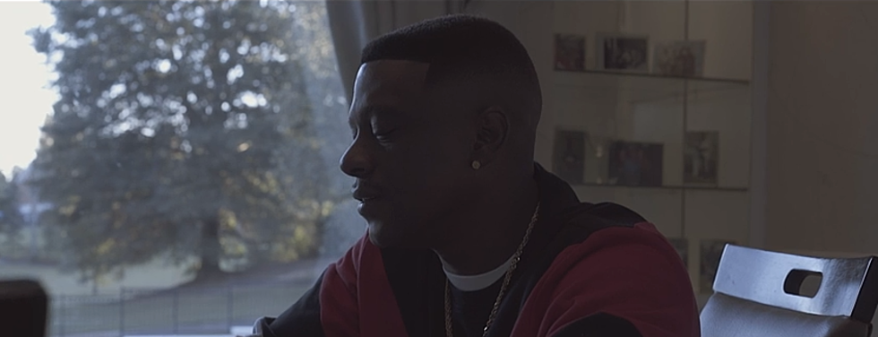 Boosie Badazz Pens Tupac a Letter in