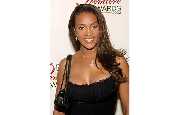 Check Out How Hot Vivica Was Back When She and 50 Dated