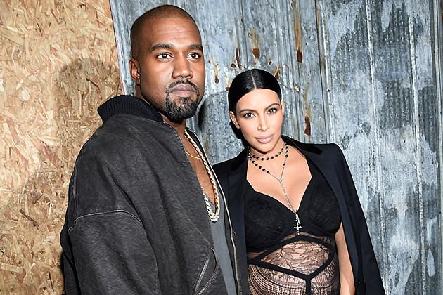 Kanye West and Kim Kardashian Living Apart After Breakdown