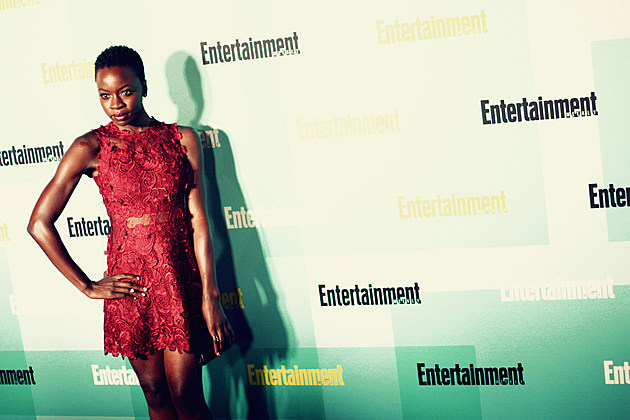 Danai Gurira From 'The Walking Dead' Will Play Afeni
