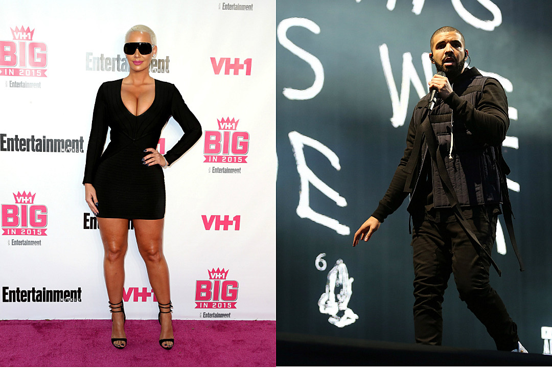 amber rose and drake dating cyn