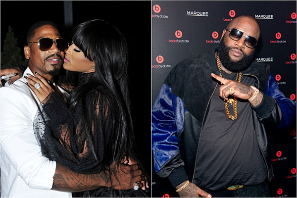 Stevie J Calls Out Rick Ross And Joseline Hernandez Over