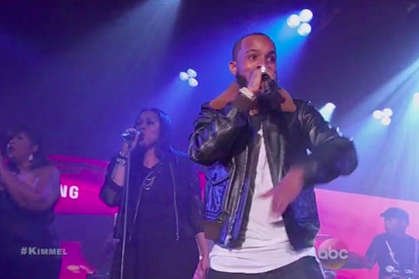 tory lanez and brownstone perform say it on jimmy kimmel live xxl