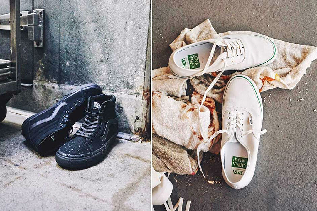 vans partners with renowned chefs jon shook and vinny dotolo on