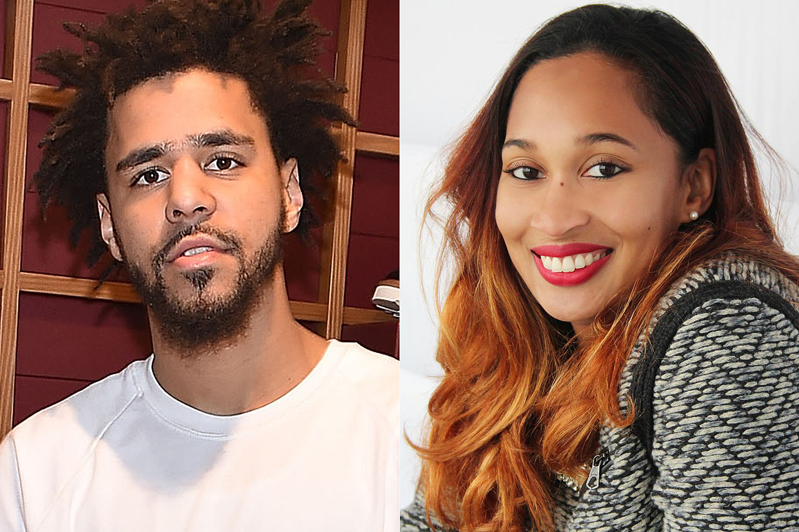 meet j. cole's new wife melissa heholt - xxl