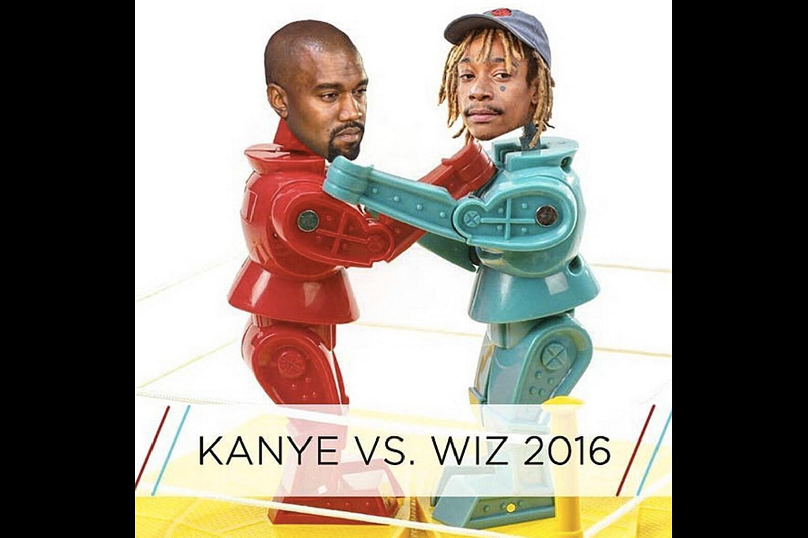 kanye west wiz khalifa beef memes 17 20 hilarious memes from kanye west and wiz khalifa's beef xxl