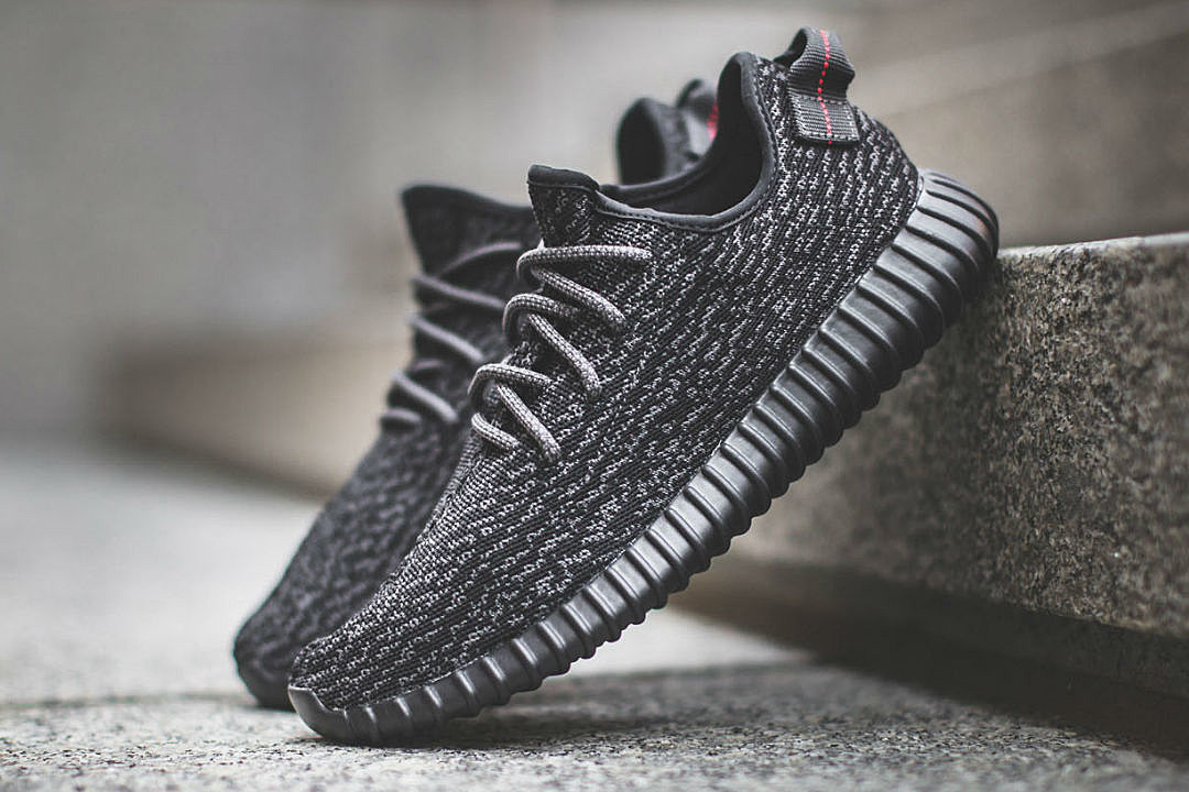Adidas Yeezy Boost 350 All Black