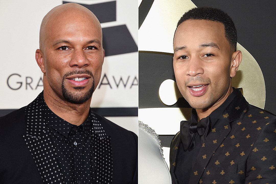 Common and John Legend Wins Best Written Song for Visual Media for ...