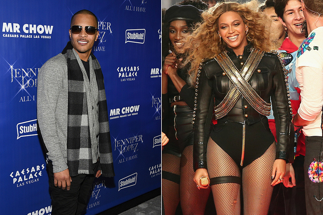 T.I. Believes Beyonce Wasn't Being Malicious With Her 2016 Super Bowl Performance