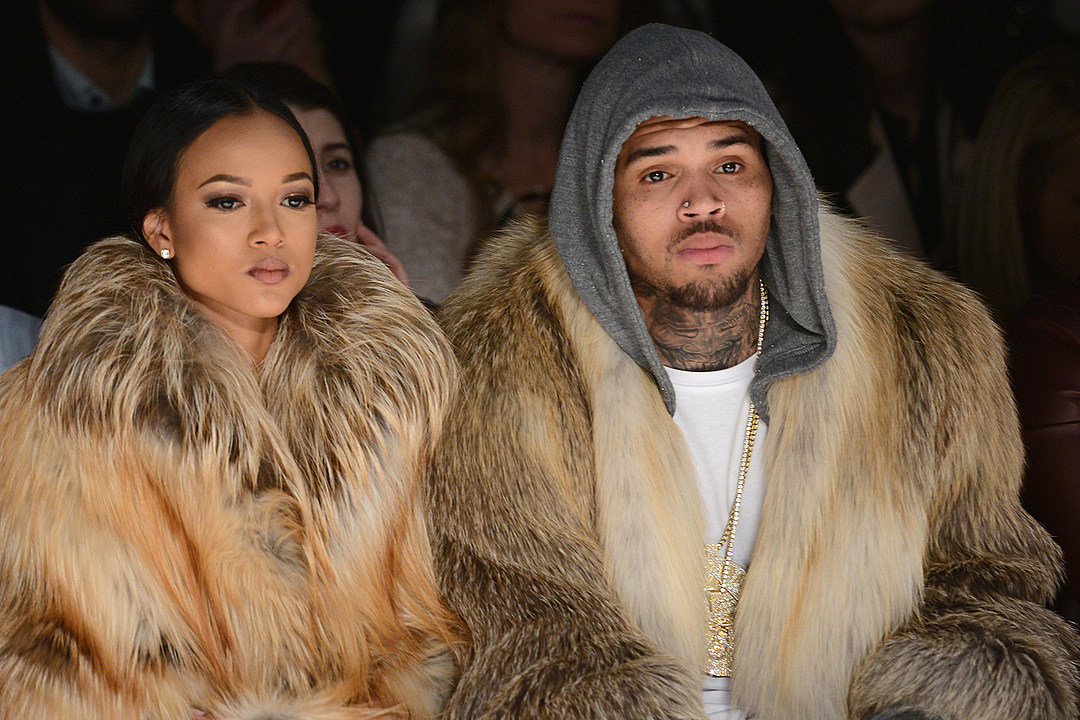 Chris Brown Says He's the One Who Needs a Restraining Order on Karrueche Tran's Team