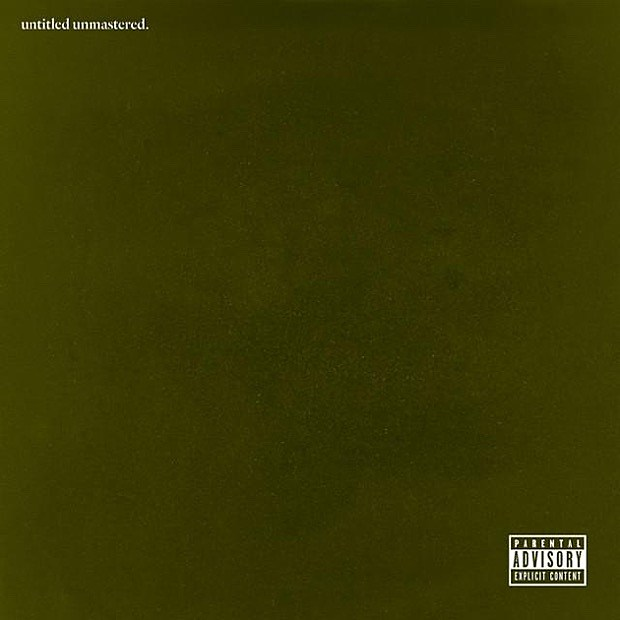 Untitled unmastered and fans can purchase plus stream it right now