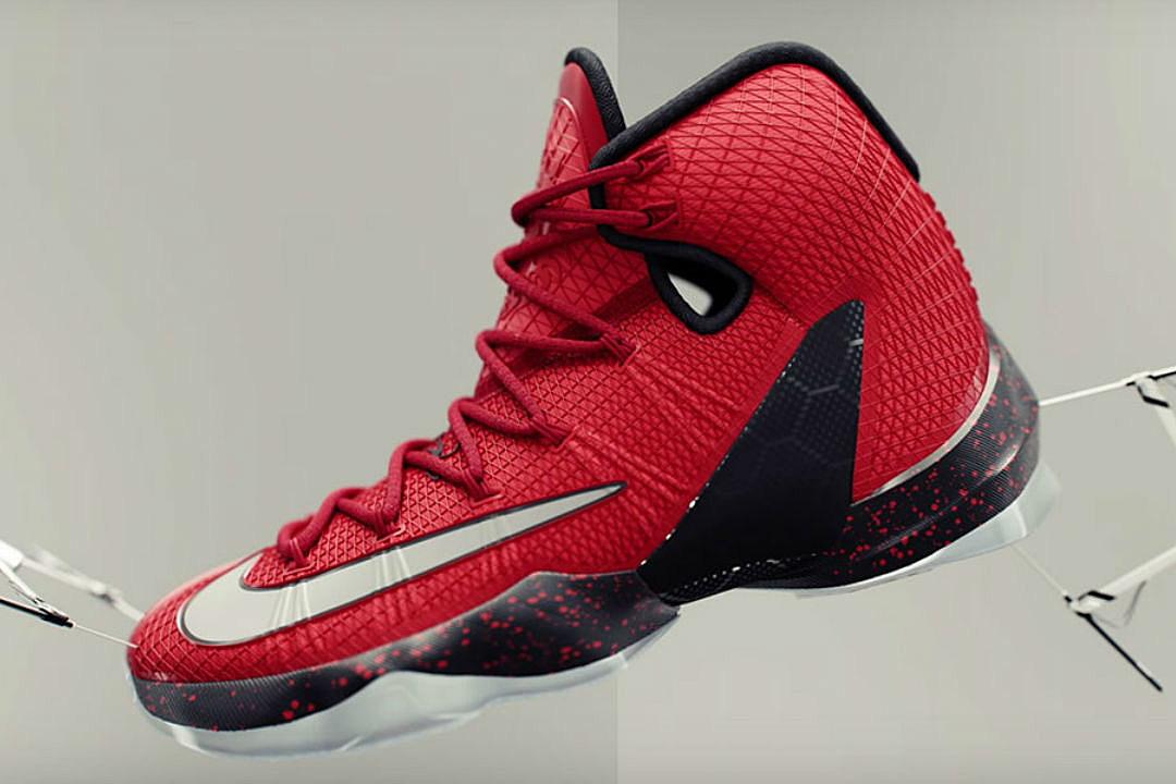 Nike Unveils New LeBron 13 Elite - XXL