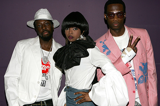 Listen to The Fugees' Song That Was Never Released  -