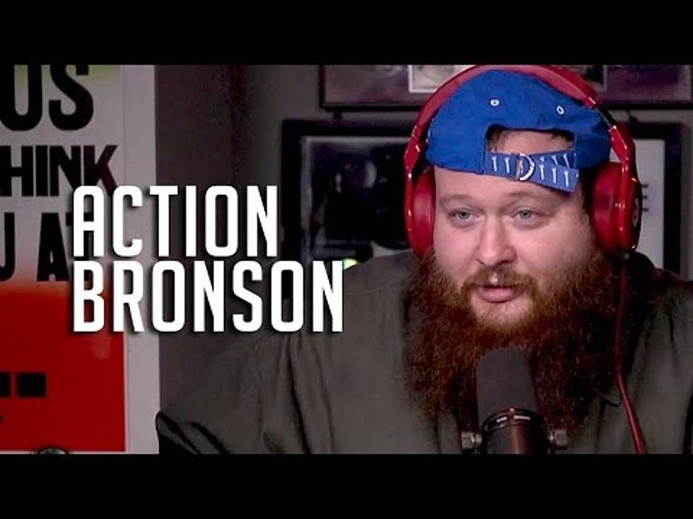 Action Bronson Is In The Lab With Knxwledge Buckwild And Party Supplies