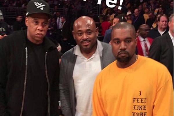 Kanye West, Jay Z, Kendrick Lamar & More Attend Kobe Bryant's Final NBA Game - XXL
