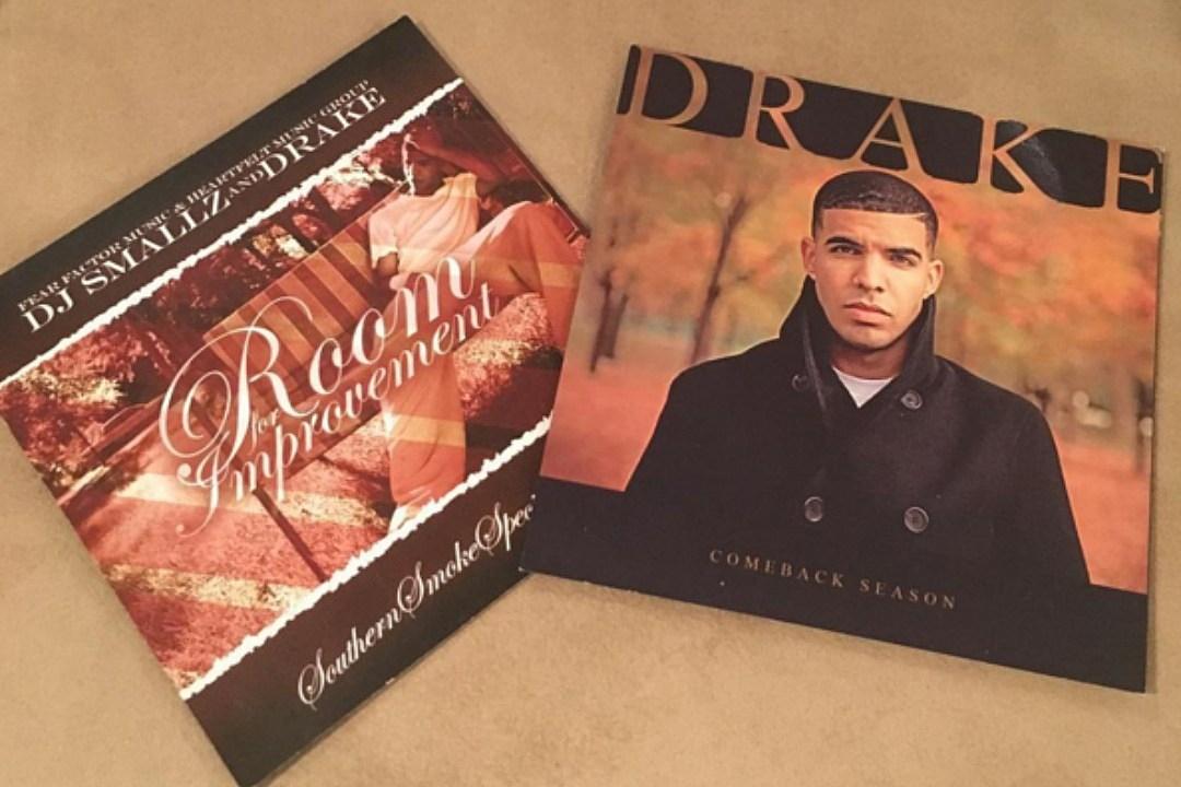 Drake Teases Vinyl Reissues of \'Room for Improvement\' and ...