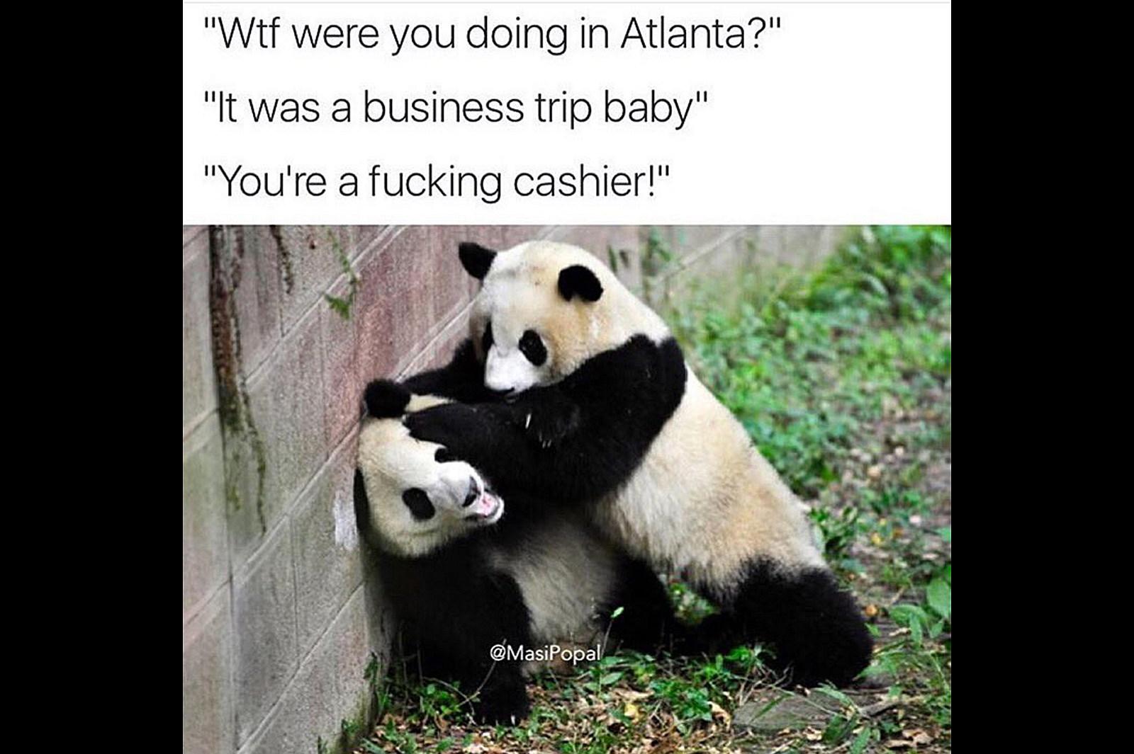 Panda Without Makeup Meme Mugeek Vidalondon