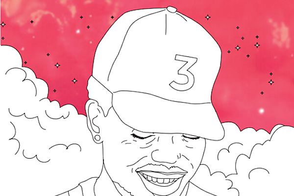 The Color Book Chance Rapper