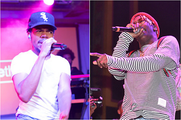 Chance The Rapper Says Lil Yachty Has His Favorite Verse