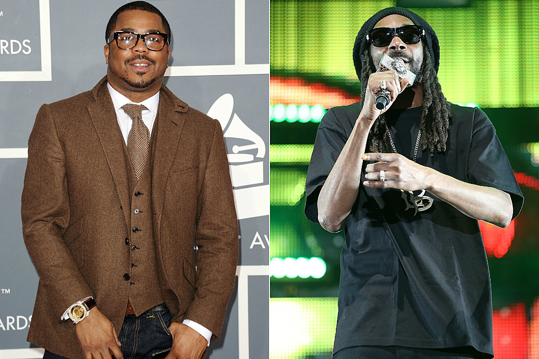 Just Blaze and Snoop Dogg Work