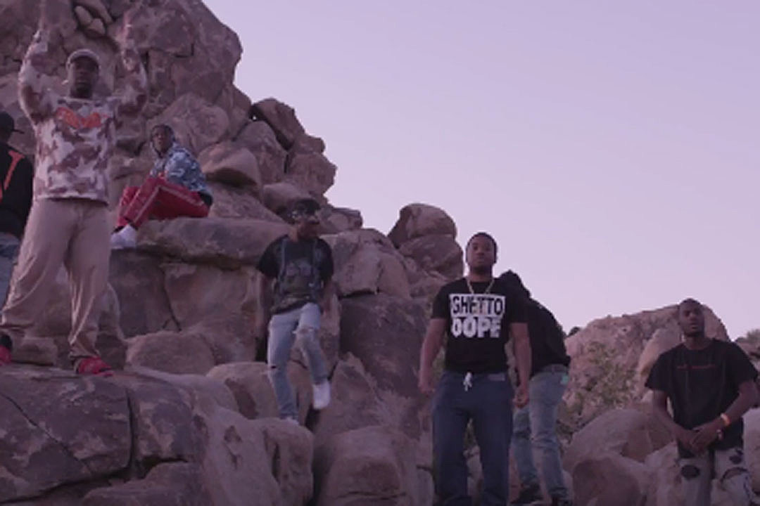 """ASAP Ferg and ASAP Mob Invade the Desert in """"Yammy Gang"""" Video"""