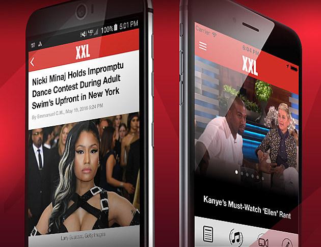Allhiphop mobile app